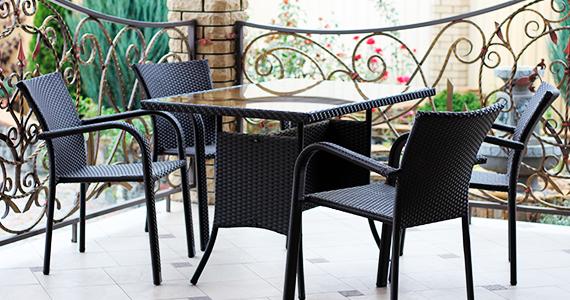 Как выбрать садовую мебель?