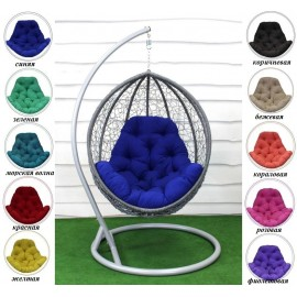 Подвесное кресло кокон GreenGard Николь (Арт.-107)